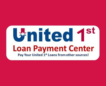 United 1st FCU Loan Payment Center